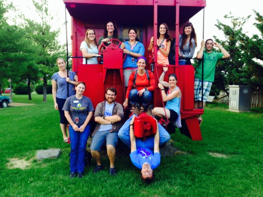 Hello Campers! from the 2014 Nature Camp Staff