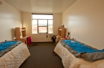 Sample view of the new dormitory